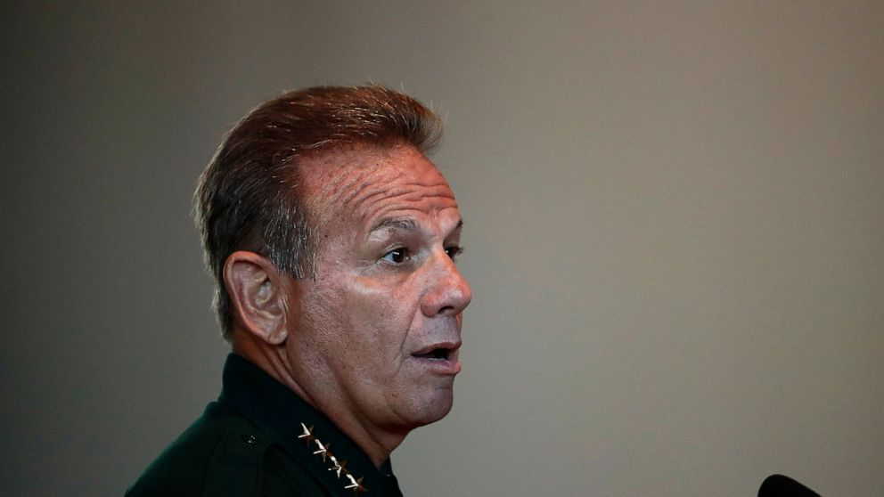 Sheriff suspended in Florida shooting appeals judge's ...