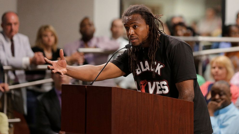 Manslaughter plea in Black Lives Matter activist's death