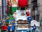 Macy's Thanksgiving Day Parade takes flight in virus times
