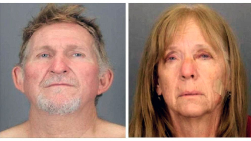 Couple suspected in Arizona murder escape during extradition