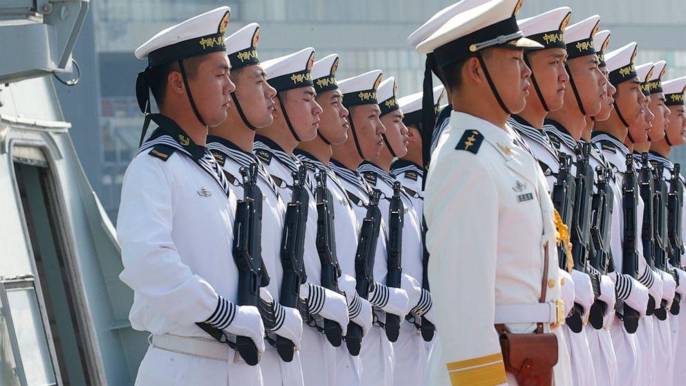 China fires back at US over environment, South China Sea thumbnail