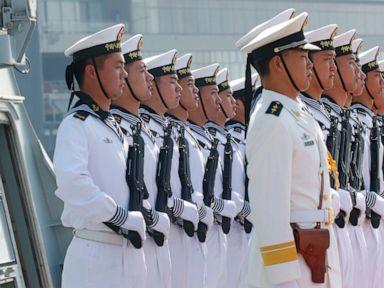 China fires back at US over environment South China Sea