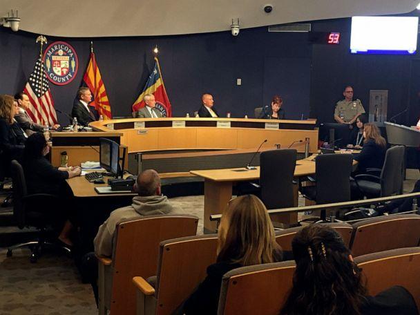 Arizona's most populous county becomes gun 'sanctuary'