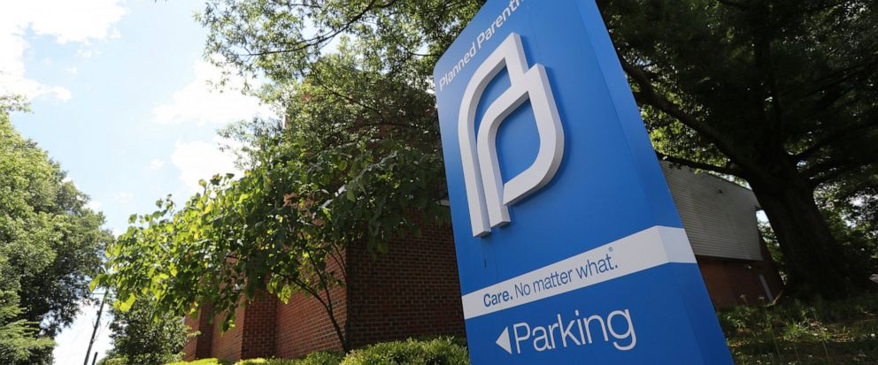 This May 15, 2019 photo shows a sign in front of the Planned Parenthood offices in Richmond, Va. Fetal heartbeat and other strict state abortion laws pushed by anti-abortion groups have grabbed headlines and captured the nations attention. But pro-a