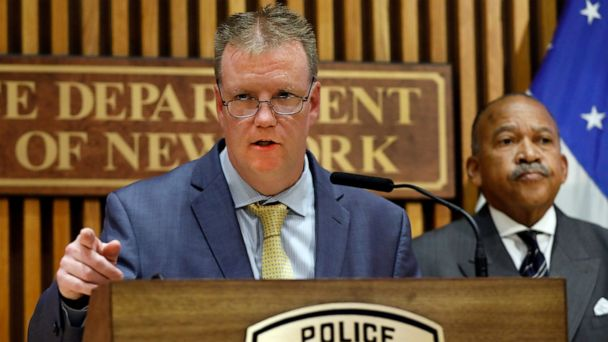 NYPD: Suspect's bullet struck officer who was saved by vest