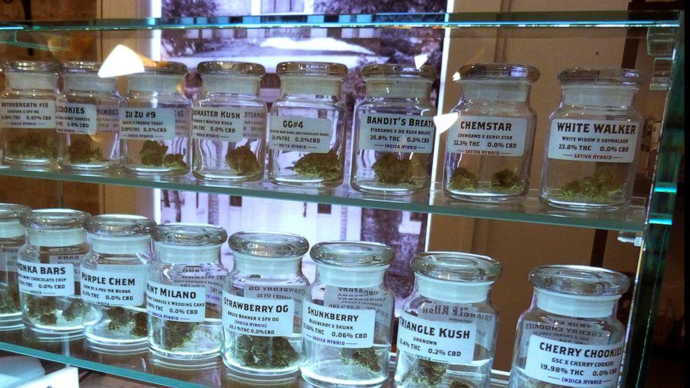 Michigan, Illinois set to usher in recreational pot sales thumbnail
