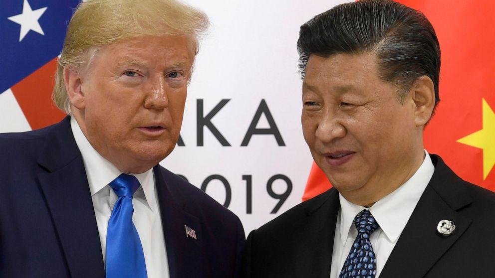 China Fledermäuse Weg Gerüchte, sagt Handelsgespräche mit USA fortsetzen