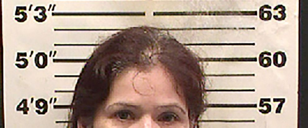 This undated booking photo provided by the Navarro County, Texas, sheriffs office is of 42-year-old Juana Marquez, who was charged following the scalding death of a young girl in Corsicana, south of Dallas. Police in Corsicana said in a statement Mo