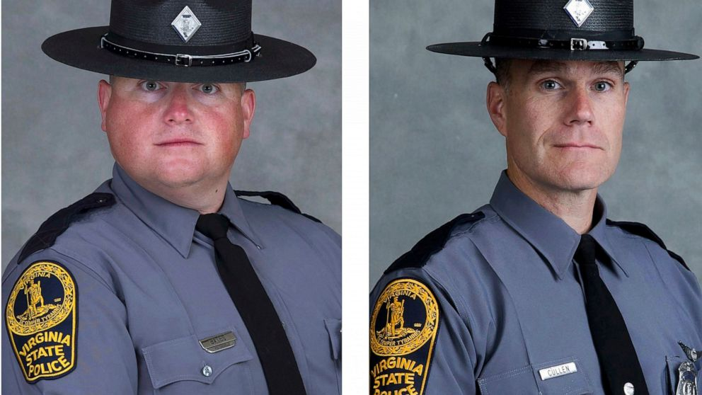 Widows sue over troopers killed in Virginia helicopter crash thumbnail