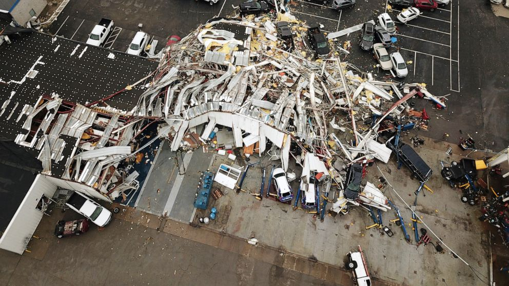 Many factors helped save lives in Jefferson City twister