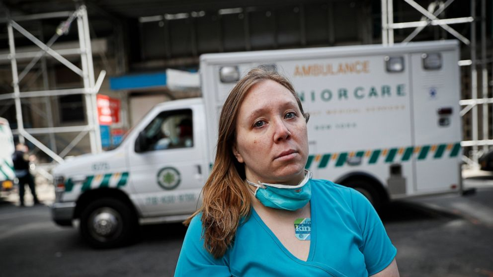 Call for virus volunteers yields army of health care workers