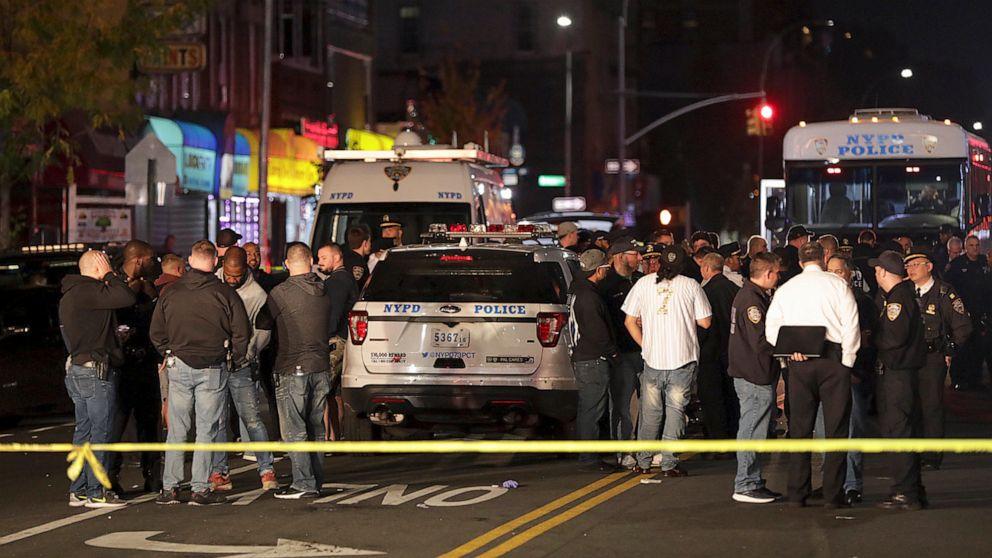 Νέα Υόρκη παλεύει με το κύμα των βίαιες συγκρούσεις αστυνομίας