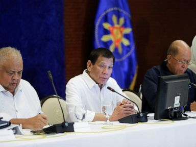 Philippine leader threatens to end US pact over ally's visa