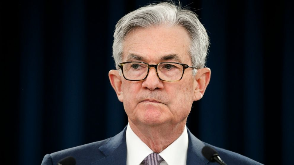 Powell warns of a possible sustained recession from pandemic thumbnail
