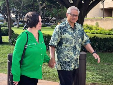 13-year sentence for ex-prosecutor in Hawaii corruption case