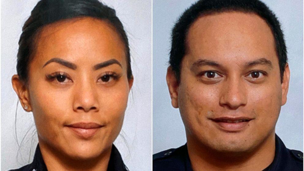 Φίλε ύποπτοι για τη δολοφονία 2 μπάτσους που περιγράφεται ως παράφρων