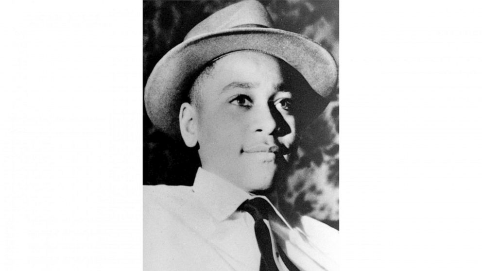 New Emmett Till marker dedicated to replace vandalized sign thumbnail
