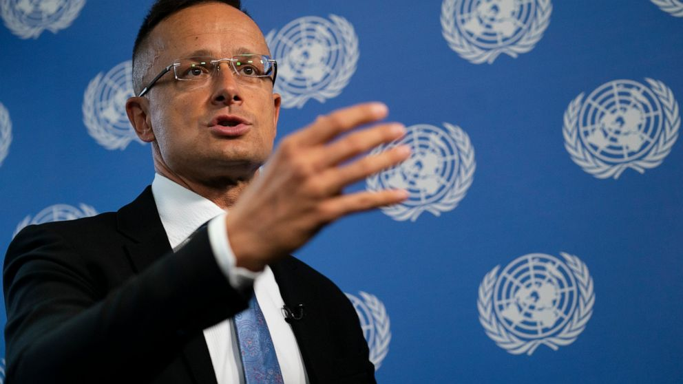 Picture - The AP Interview: Hungary committed to contentious LGBT law