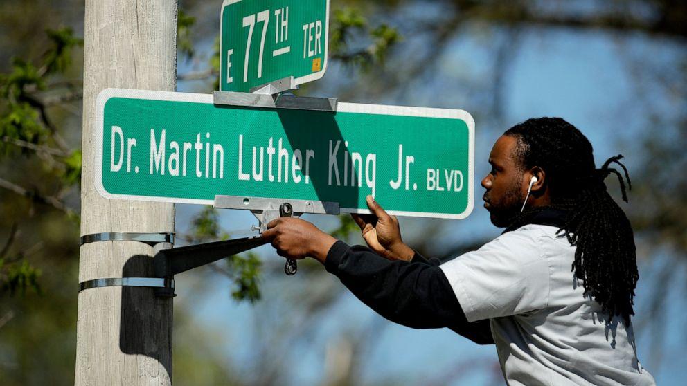 Kansas City to vote on removing King's name from street thumbnail