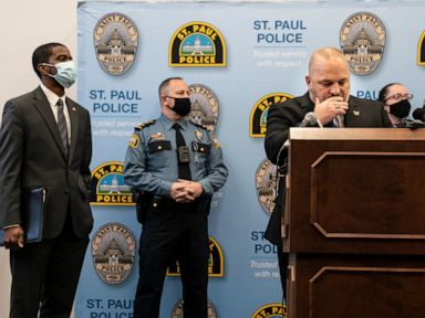 St. Paul police chief: Officer shouldn't have shot Black man