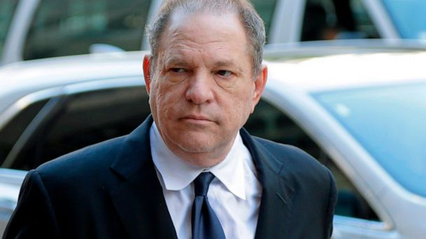 Judge upholds charges that could put Weinstein away for life