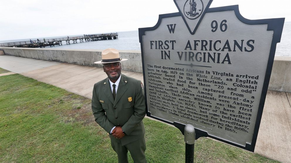 Virginia marks pivotal moment when African slaves arrived