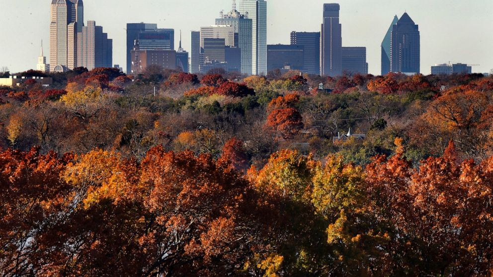 Dallas area leads American cities in 2018 population growth