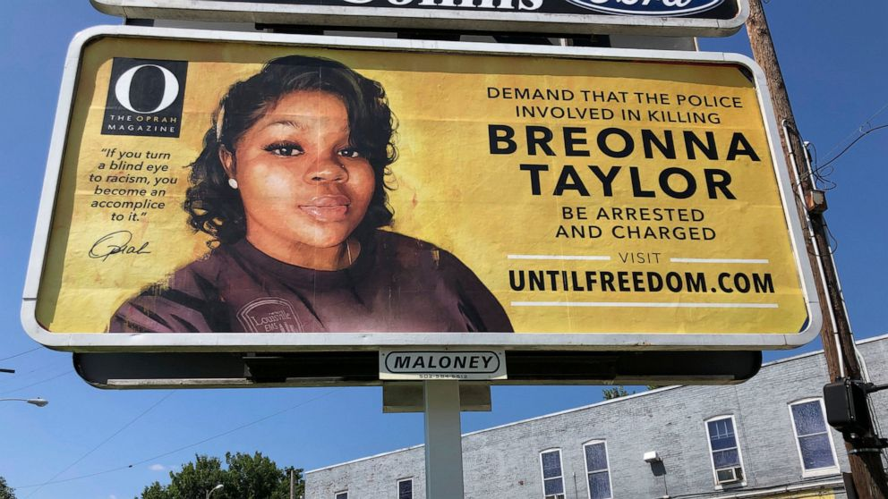 Kentucky attorney general meets with Breonna Taylor's family thumbnail