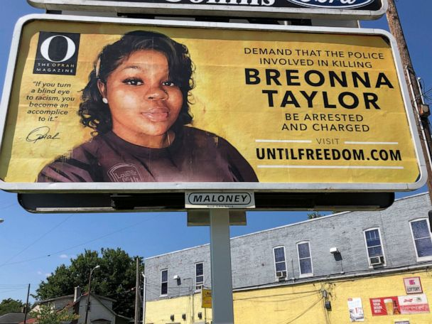 Kentucky attorney general meets with Breonna Taylor's family