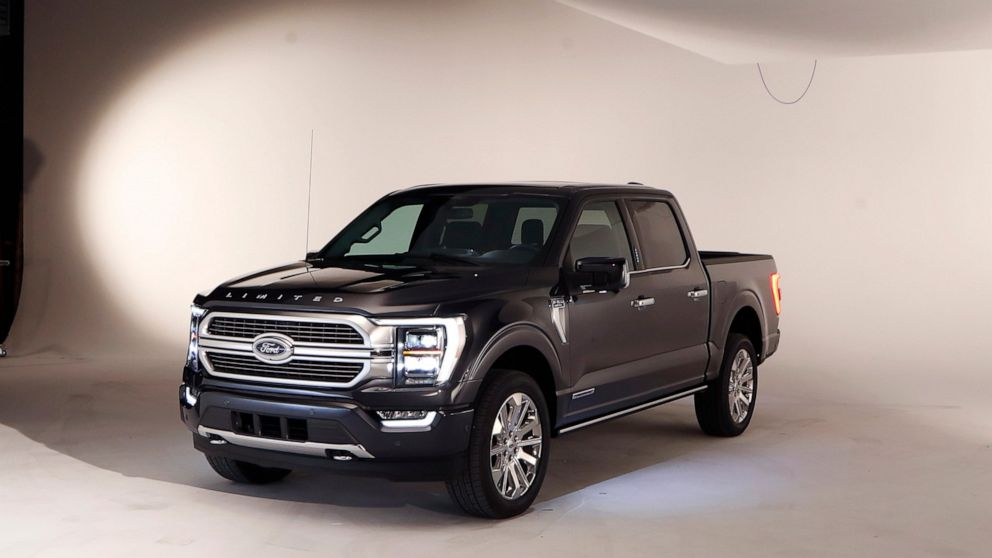 Ford performs it protected with revamped F-150, focuses on inside thumbnail