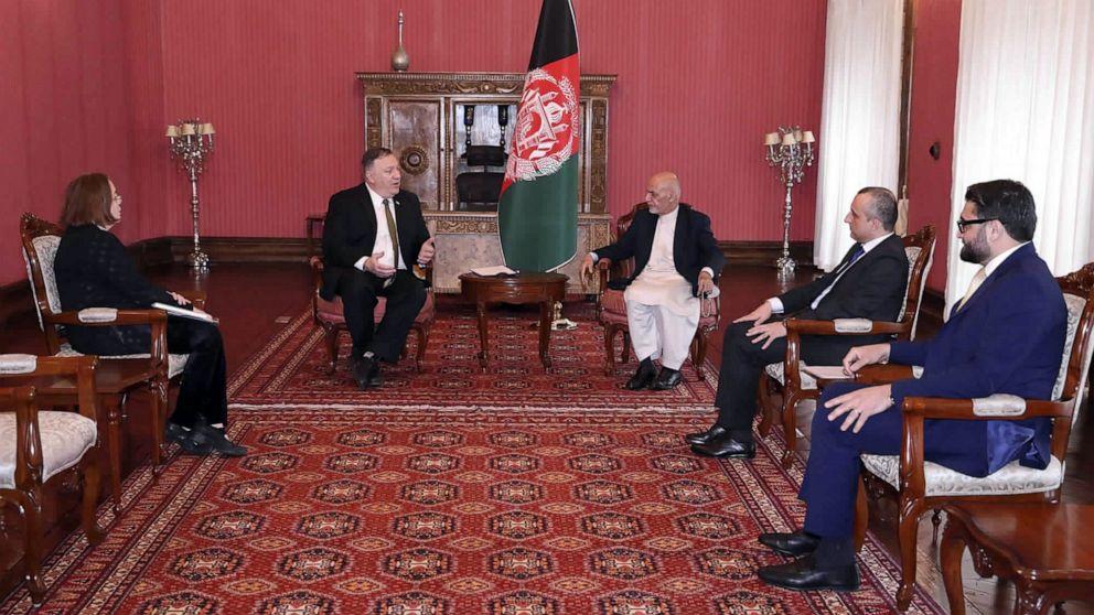 ΜΑΣ ντροπιάζει Αφγανούς ηγέτες