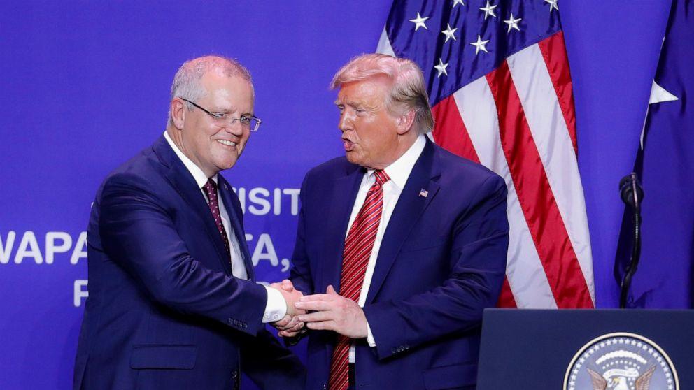 Australian PM baulks, dass die US-Diplomaten, die Kommunikation