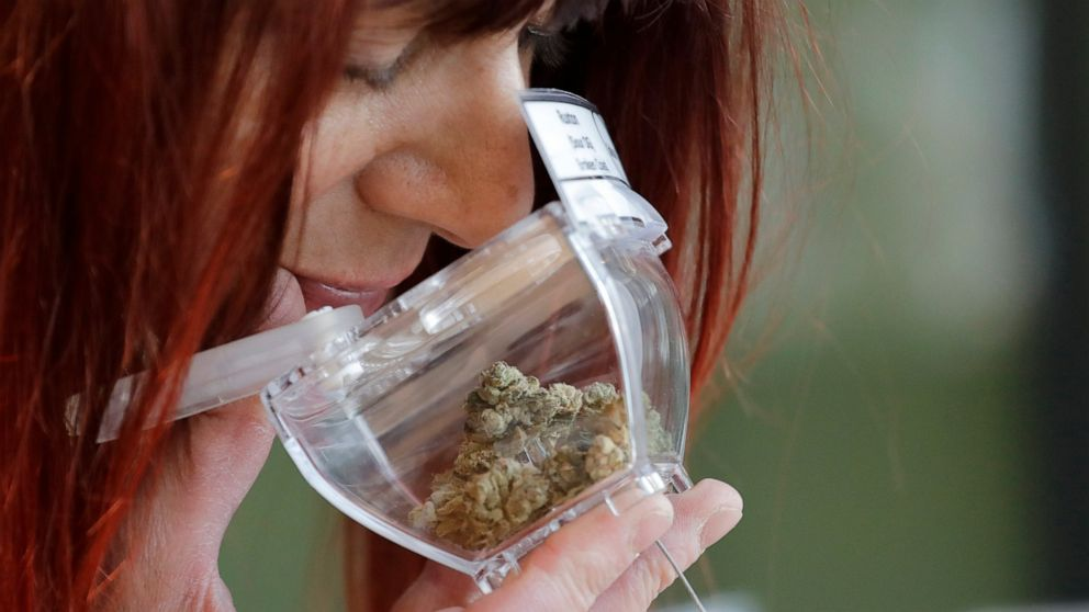 A year after pot legalization in Canada, it's a slow roll