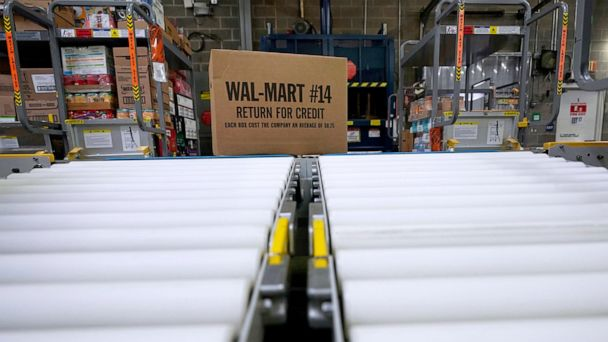 Walmart service to deliver groceries inside customers' homes