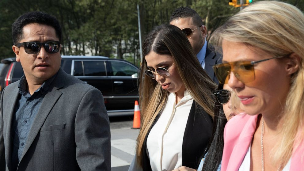 The Latest: El Chapo speaks in court ahead of sentencing