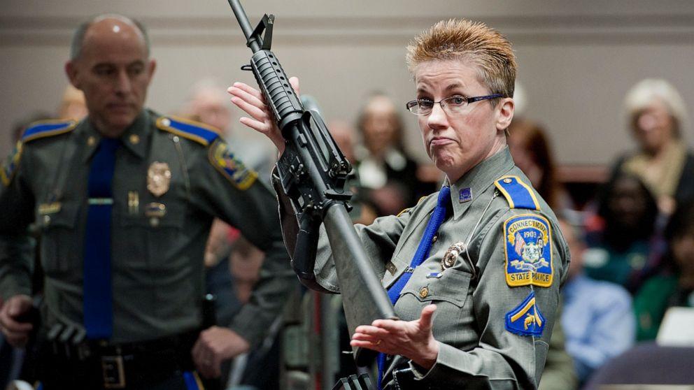Gun maker offers $33M to settle suit by Sandy Hook families - ABC News