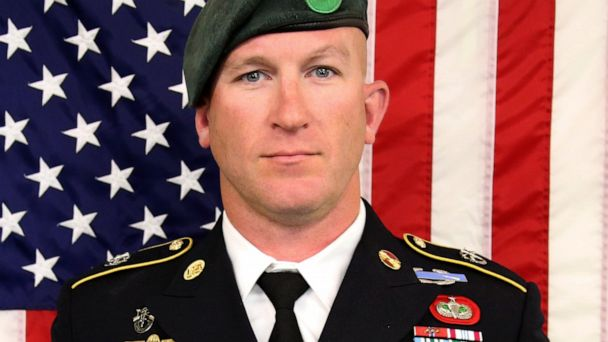 Decorated soldier dies in combat operations in Afghanistan