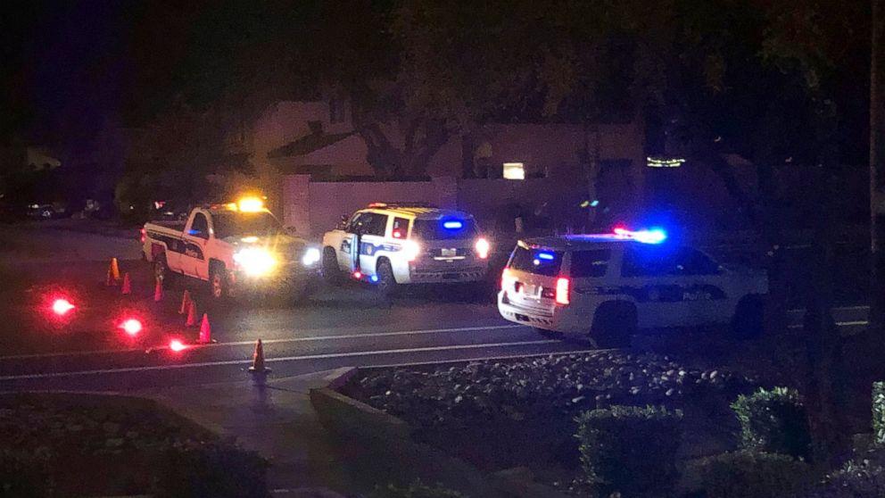 Η αστυνομία του φοίνιξ αξιωματικού που σκοτώθηκε, άλλοι 2 τραυματίστηκαν στα γυρίσματα