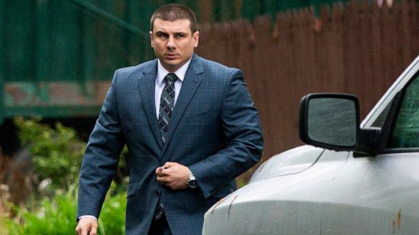 NYPD officer fired in chokehold death sues to get job back