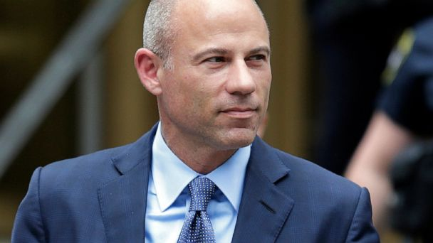 Avenatti: Trump aims Justice Department at political enemies
