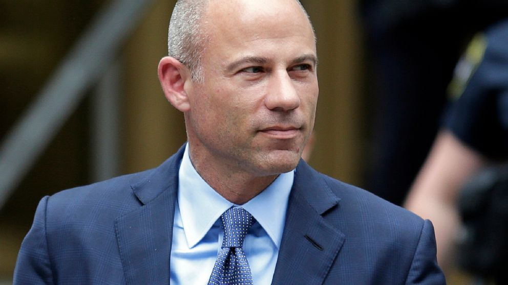 Attorney Avenatti faces judge in Stormy Daniels-related case
