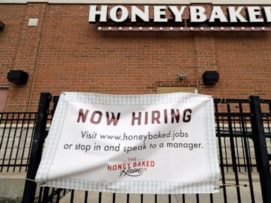 Employers posted solid job openings before virus shutdowns