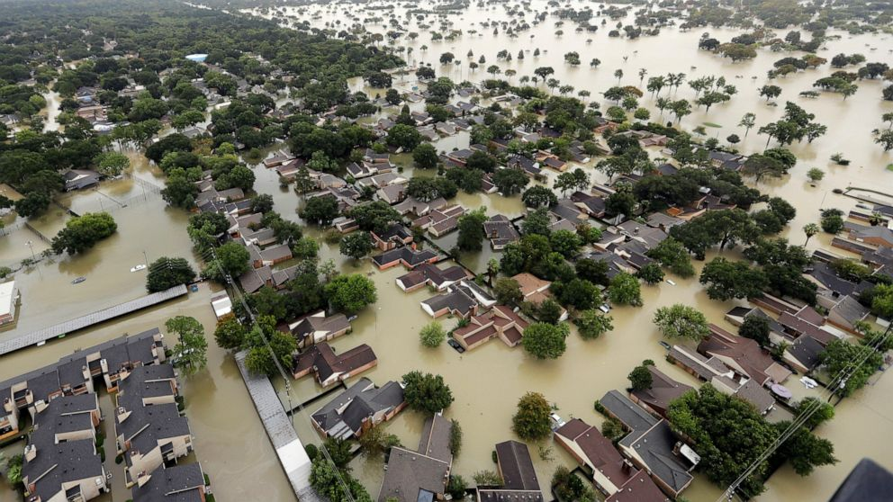 Texas approves $3 billion in flood control after Harvey
