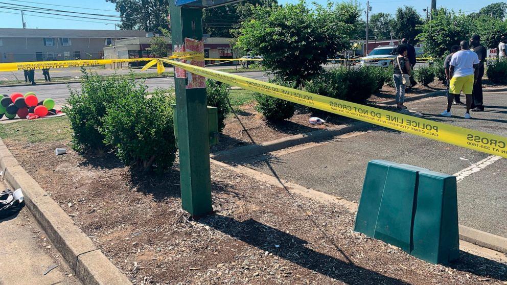 Fourth person dies after North Carolina block party shooting thumbnail