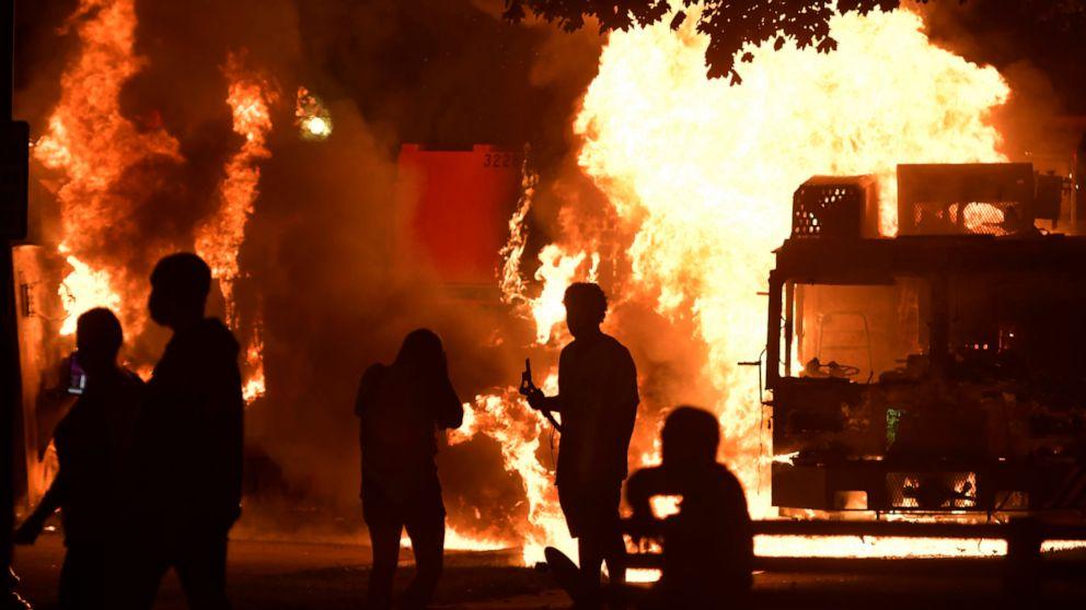 Fire chief: Damage from Kenosha unrest tops $11 million thumbnail