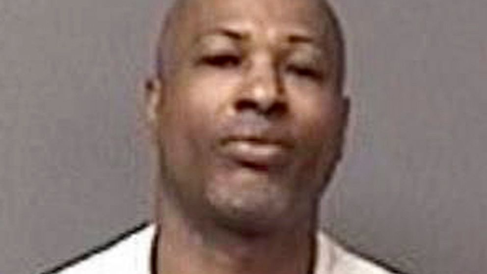 This undated booking photo provided by the Aurora Illinois Police Department shows Gary Montez Martin, who police say killed multiple people at a suburban Chicago manufacturing warehouse after he was fired, Friday, Feb. 15, 2019. (Aurora Illinois Police Department via AP)