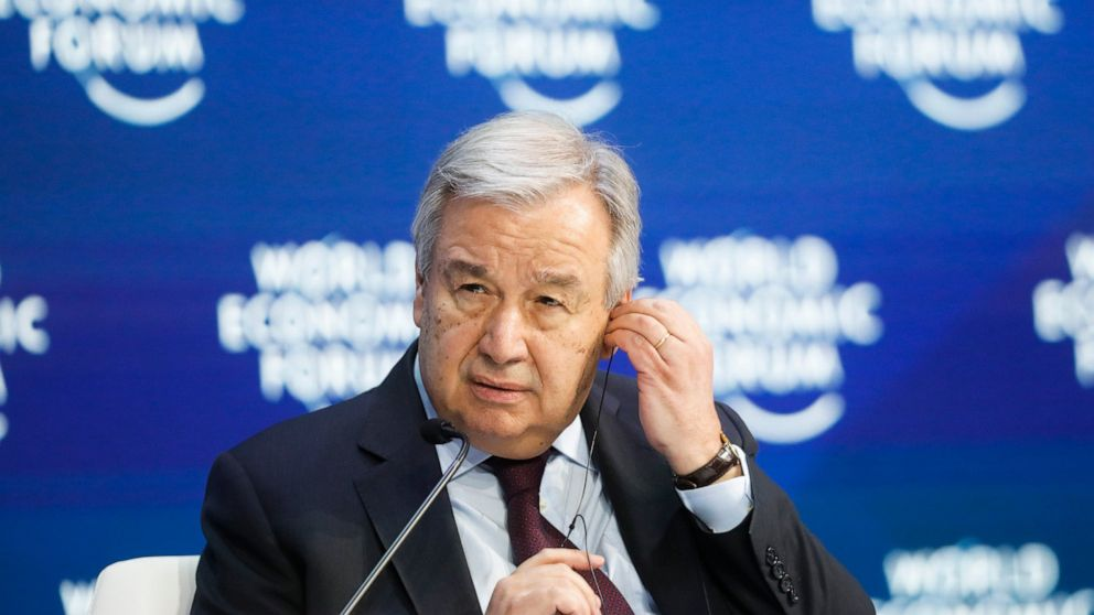 UN chief: No UN support for reimposing Iran sanctions now