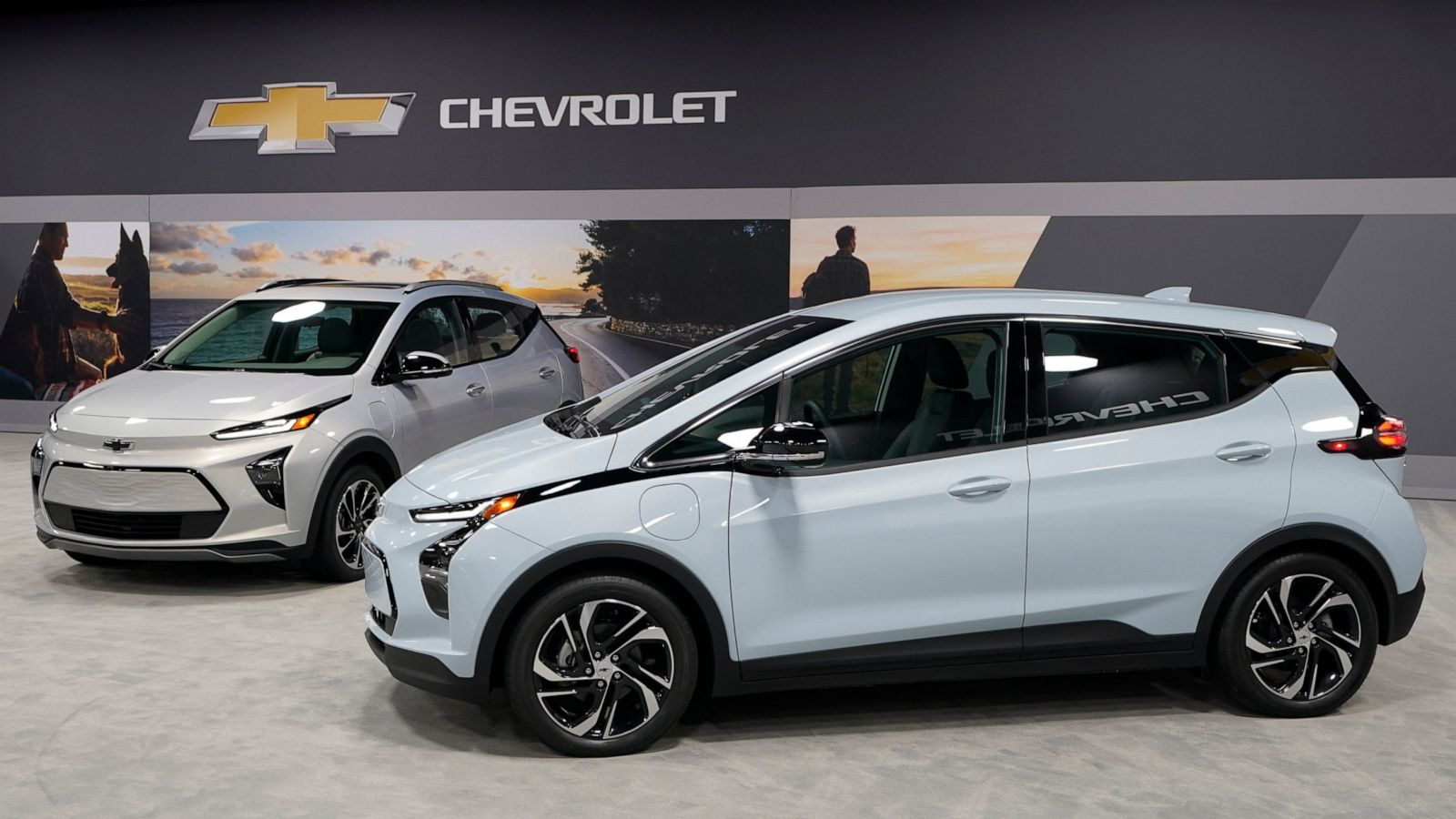 Gm S Chevy Bolt Suv Joins Parade Of New Us Electric Vehicles Abc News