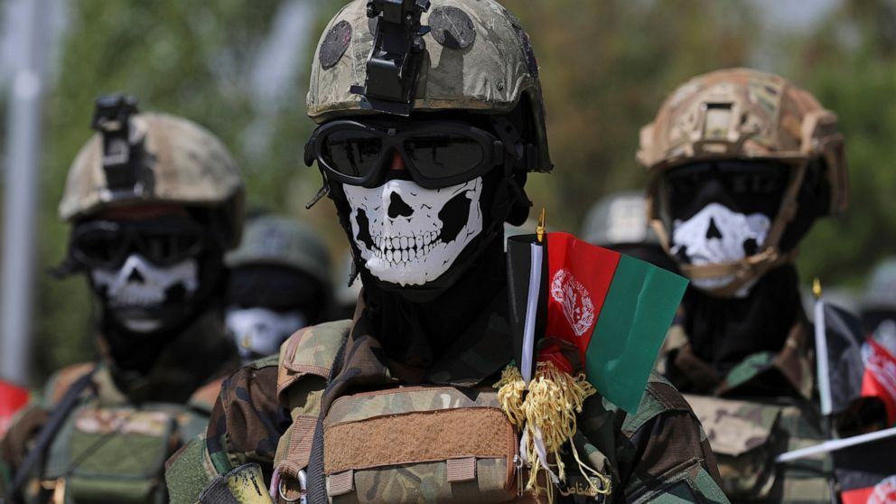 EXPLAINER: US pays $4B to Afghan forces; Who is watching?