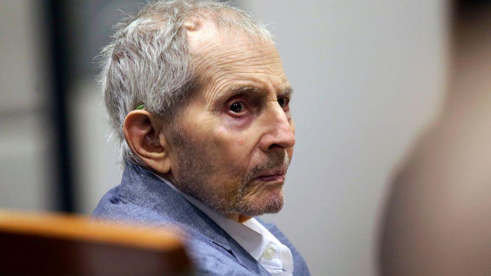 Robert Durst loses coronavirus mistrial bid in murder case thumbnail